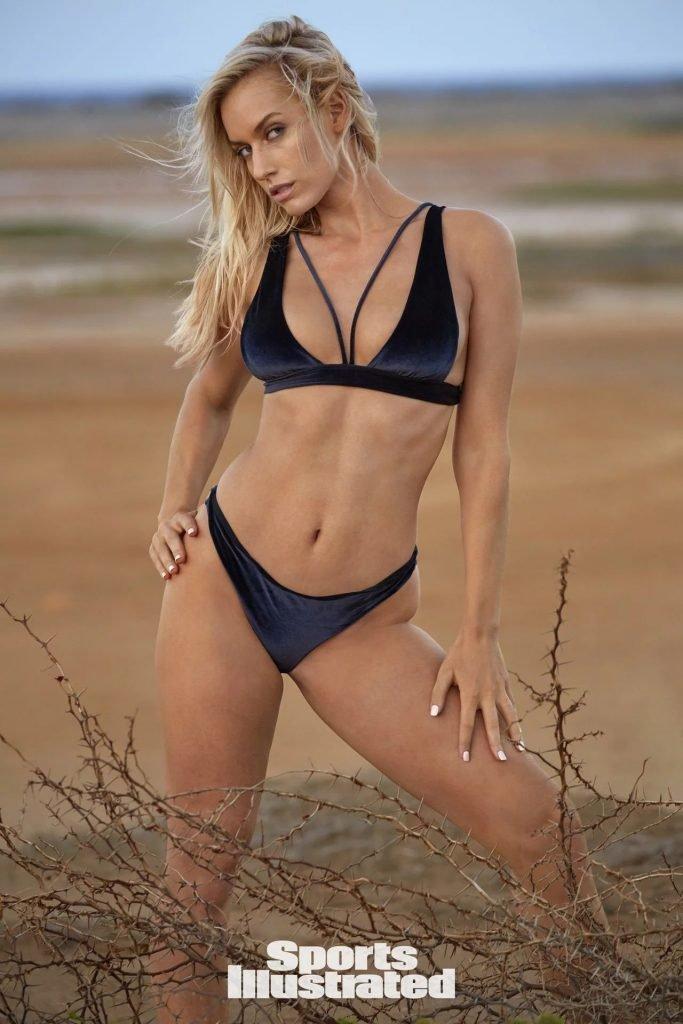 Paige Spiranac – 2018 Sports Illustrated Swimsuit Issue