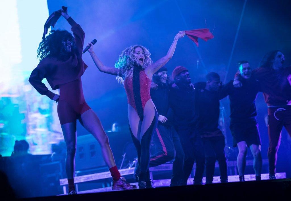 Rita Ora Sexy (80 Photos + Video)