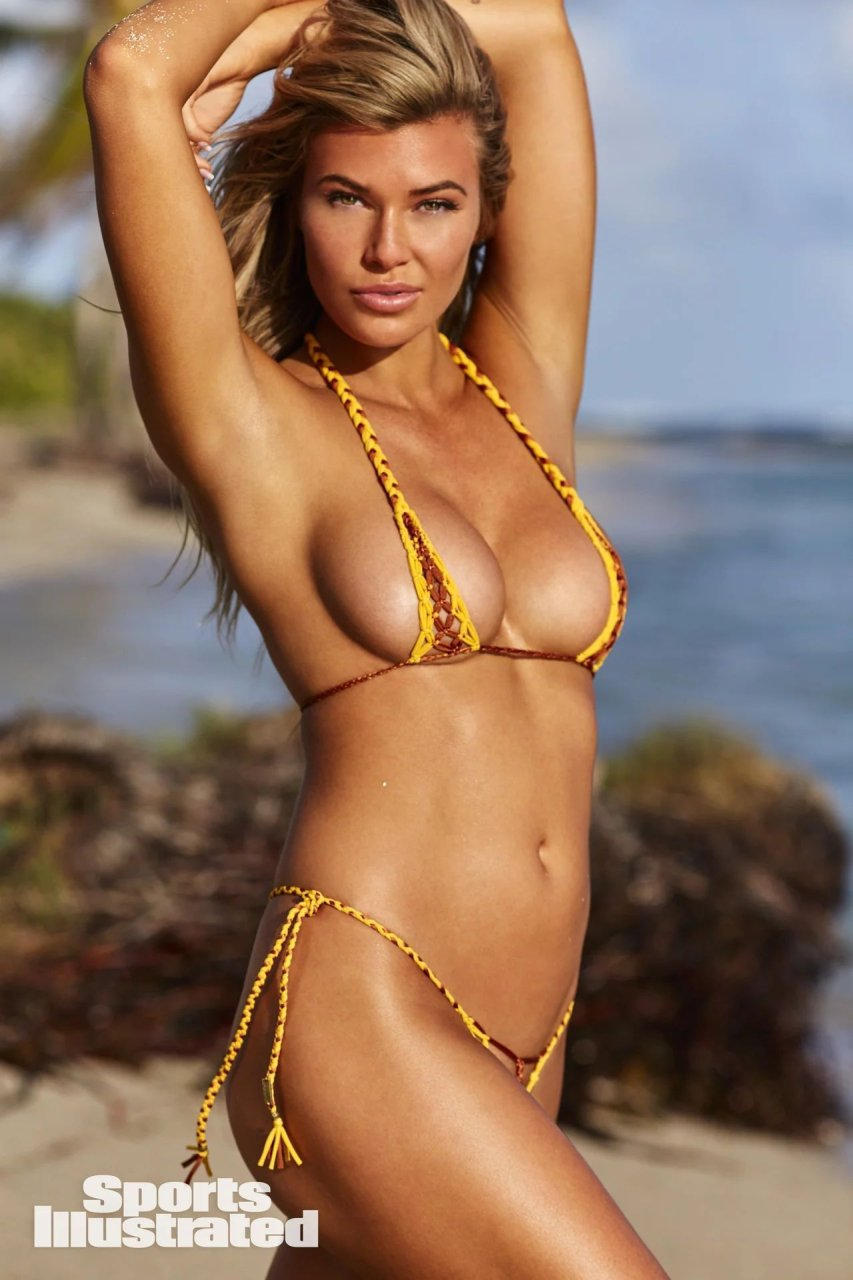 Sports illustrated bikini videos can