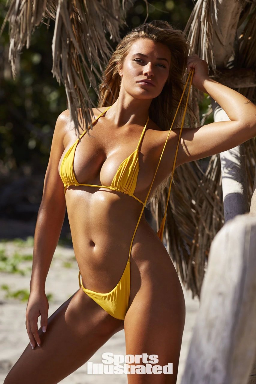si swimsuit models topless