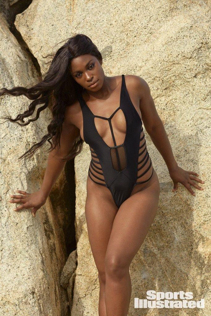 Sloane Stephens – 2018 Sports Illustrated Swimsuit Issue