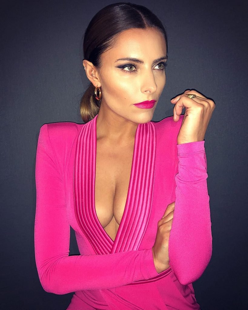 Sophia Thomalla Sexy (4 Photos)