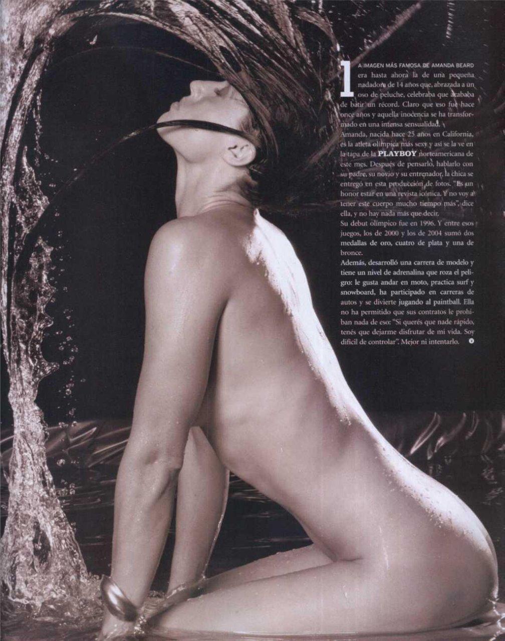 amanda beard nude pics