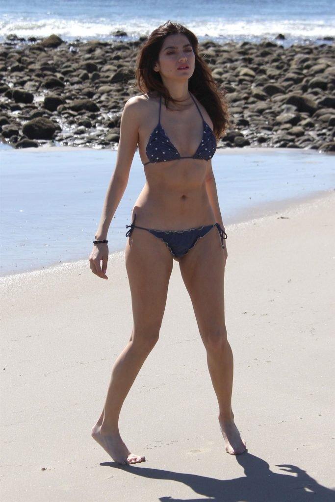 Blanca Blanco Enjoys A Day In Malibu (26 Photos)