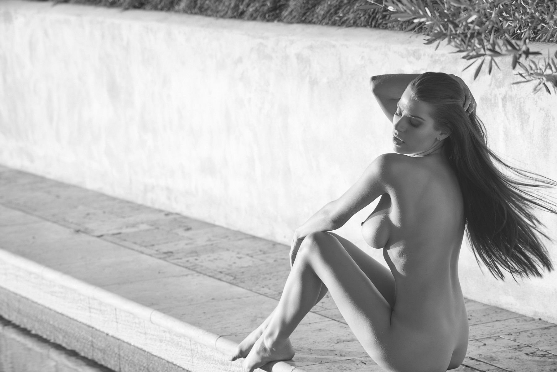 You have Brianna lauer topless model excited