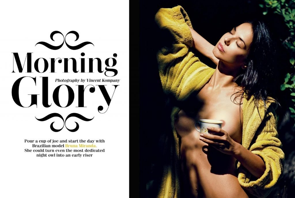 Bruna Miranda Nude (5 Photos)