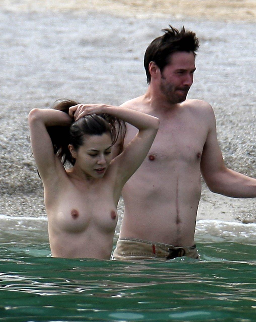 china beach nude