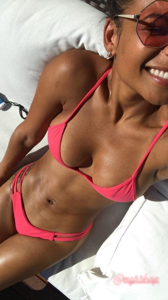 Topless Christina Milian Hot Nude Png