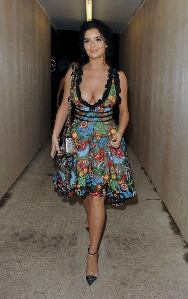 Demi Rose Celebrates Her Birthday (29 Photos + Video)