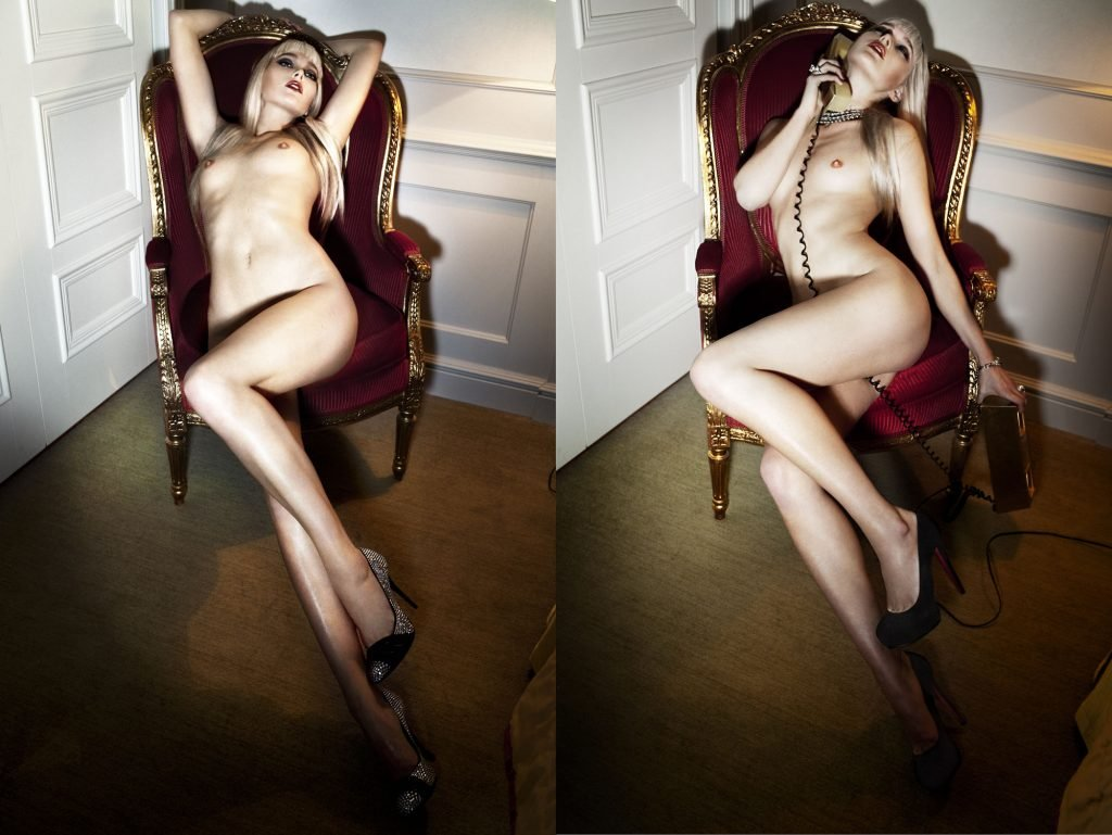 Elsa Hosk Nude & Sexy (14 Photos + Video)