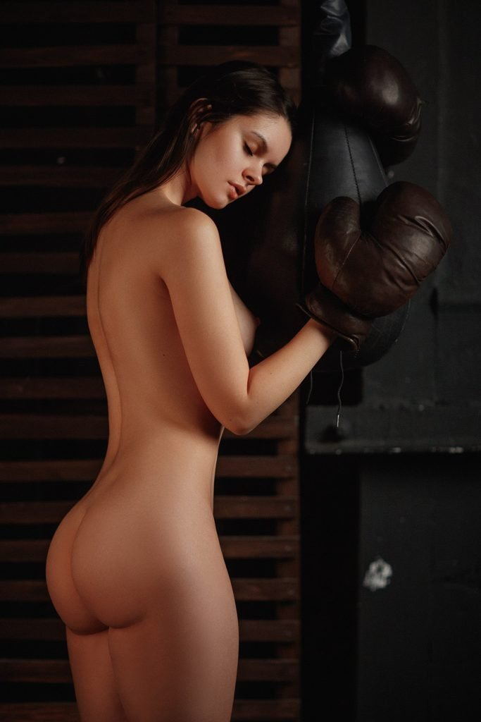 Julia Liepa Poses Naked (41 Photos)