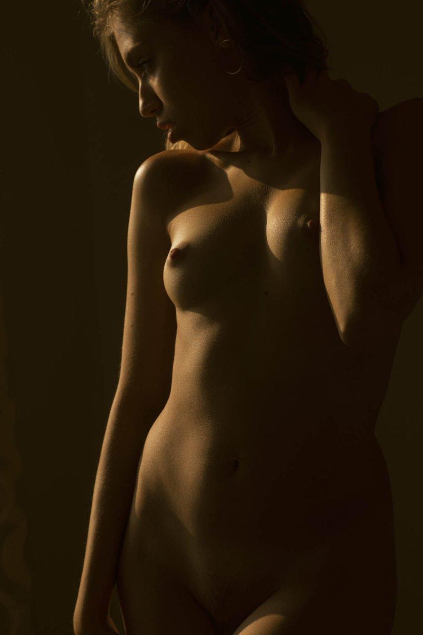 Hot July Nude Gif