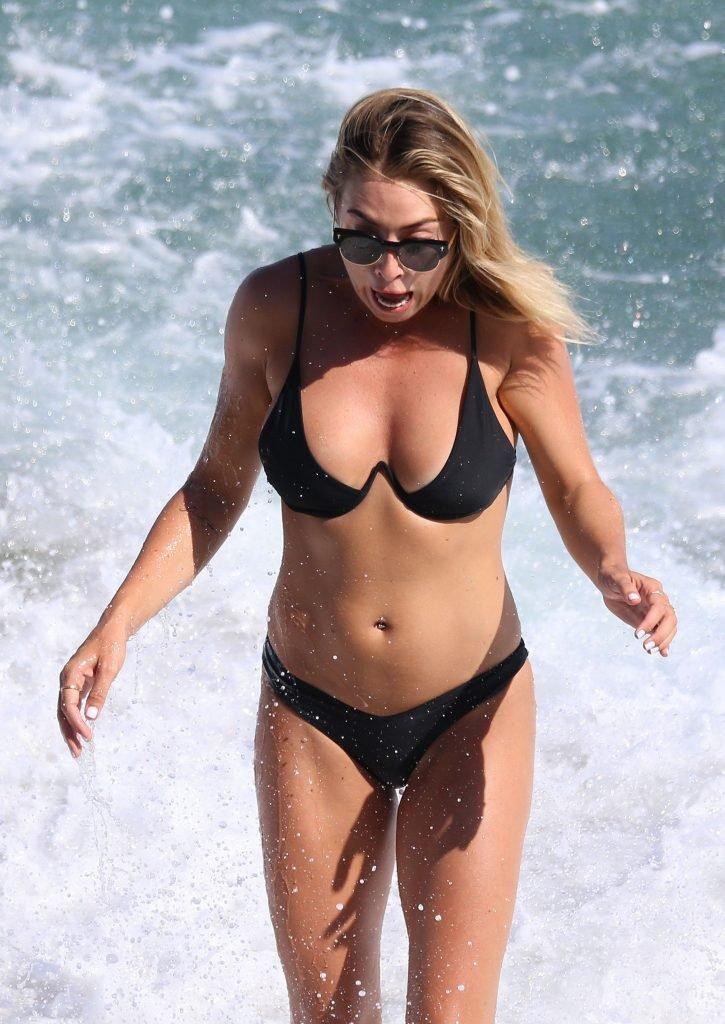 Lisa Clark Surprised With Erotic Photo Shoot In Bikini (51 Photos)