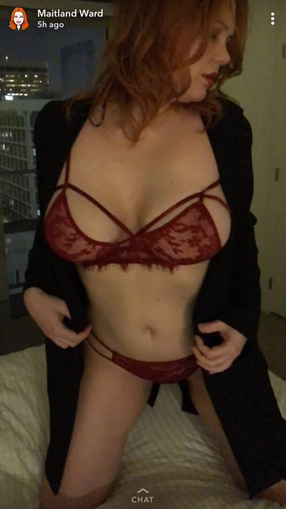maitland ward masterbation