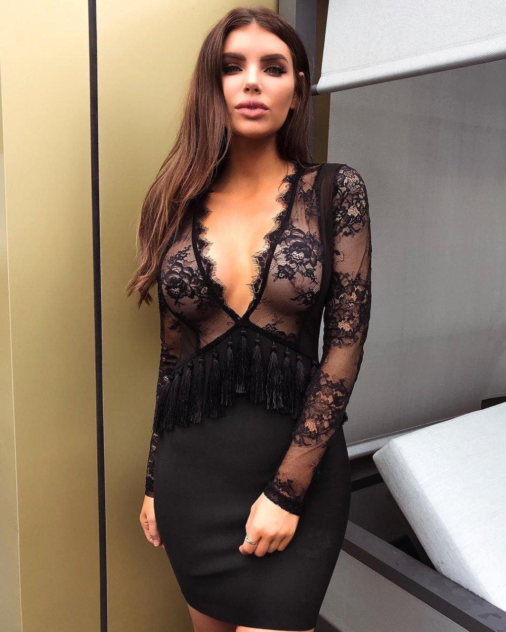 Nicole Thorne  nackt