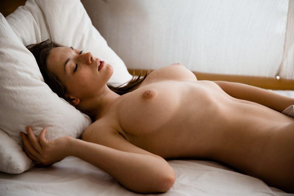 boob job cum shot
