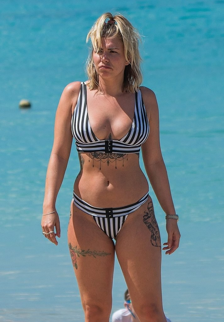 Preventing bikini rash