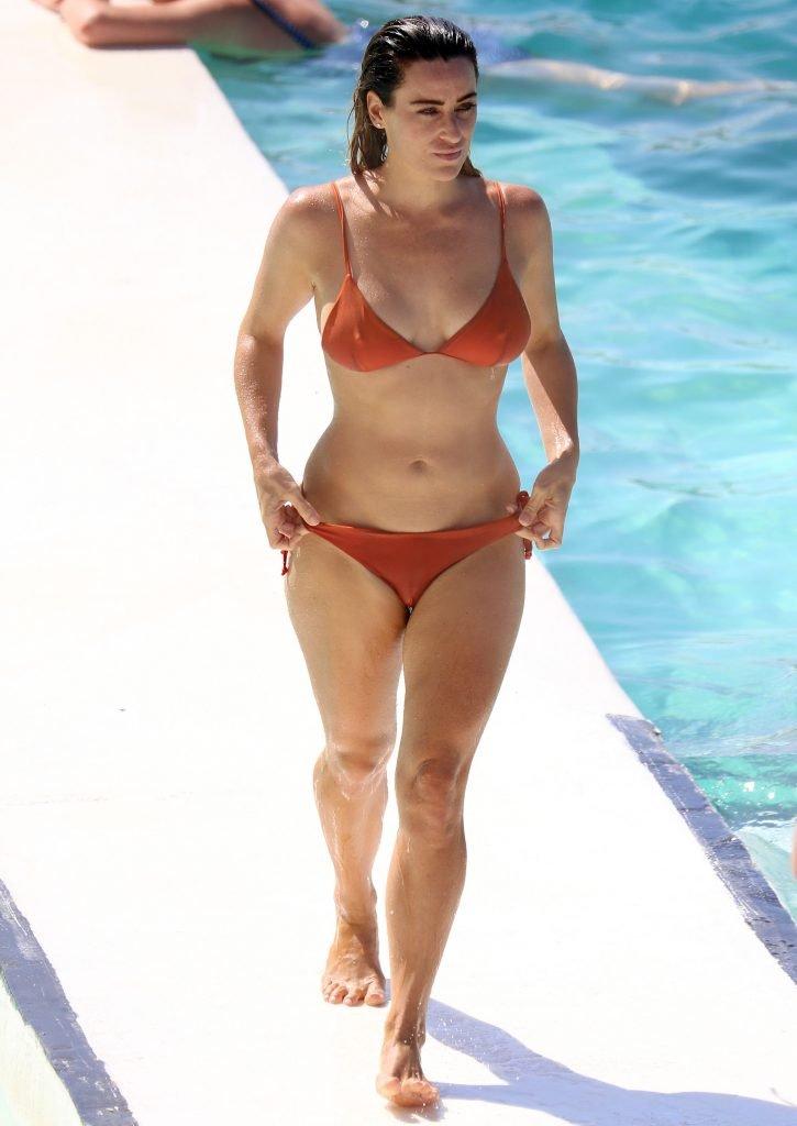 bikini photos ray Rachael