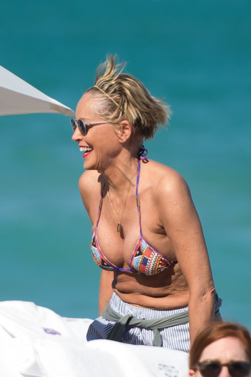 Celebrity Sexy: Sharon Stone
