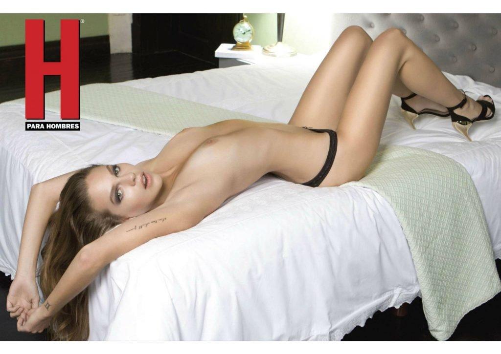 Sofia Wilkowski Sexy & Topless (8 Photos)
