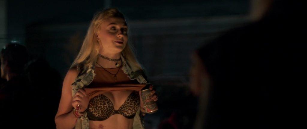 Turner sex scene sophie Sophie Turner