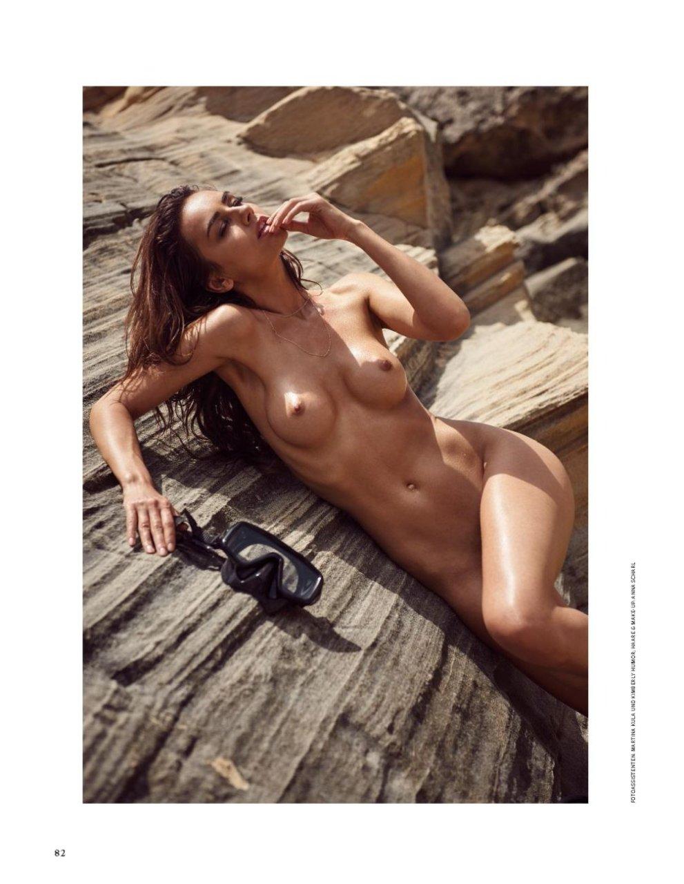 Klimovits nackt veronica Exciting erotik