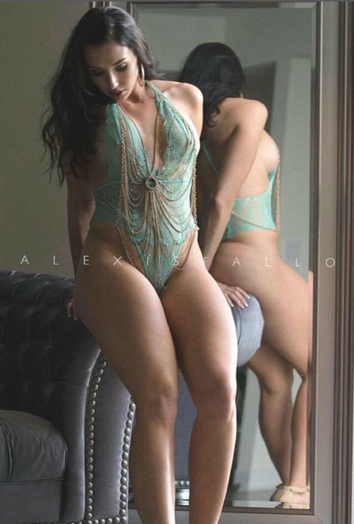 Alexis fallon nude