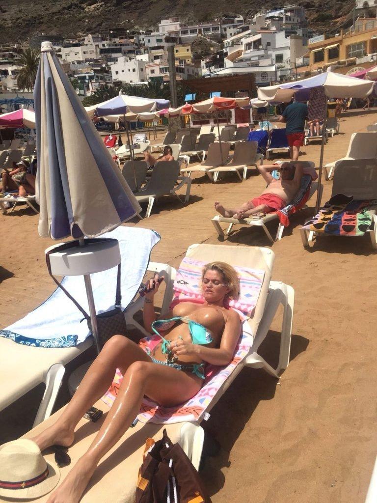 Danniella Westbrook Topless (56 Photos)