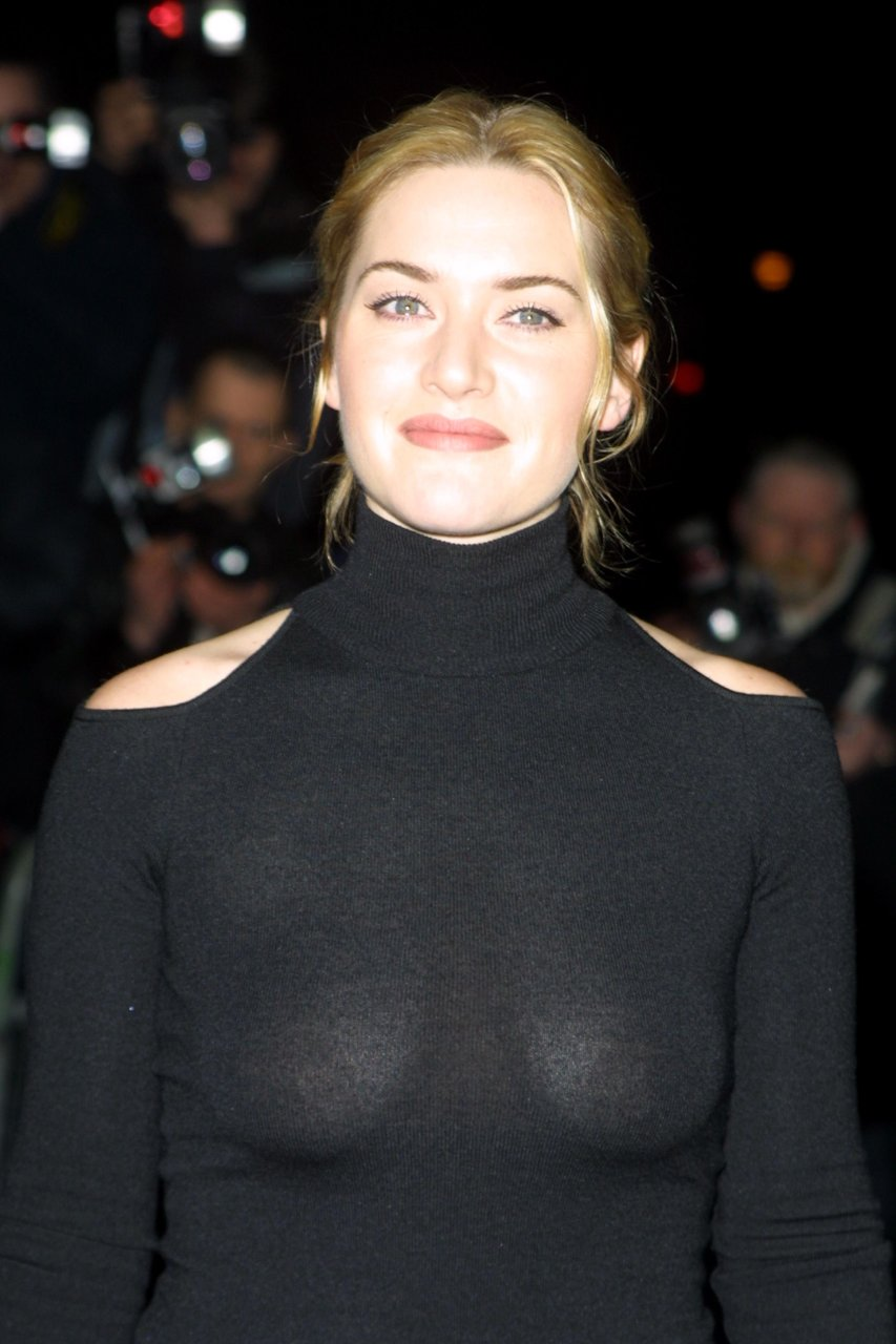 Winslet breasts kate