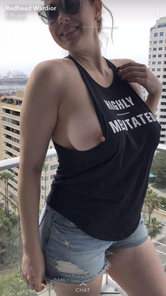 Maitland Ward Naked (7 Photos)