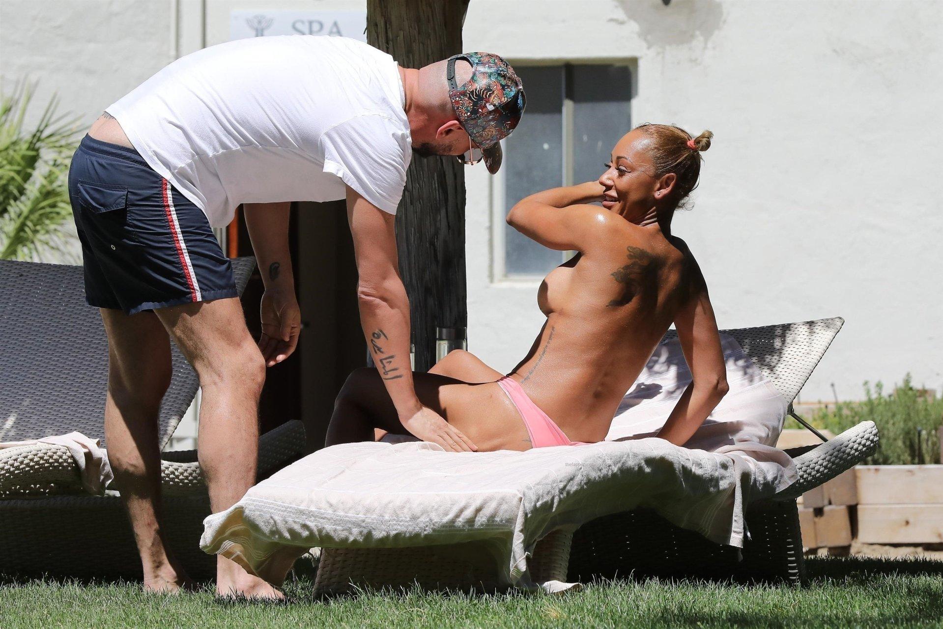 Mel b nude photos naked sex pics