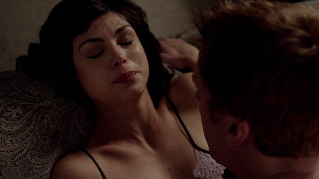 Morena Baccarin Nude – Homeland (2011) s01e01 HD 1080p