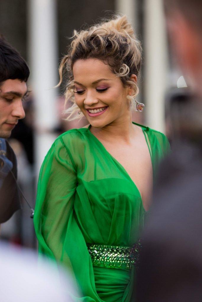 Rita Ora Sexy (48 Photos + Video)