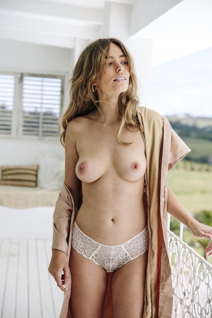 Anthea page nude