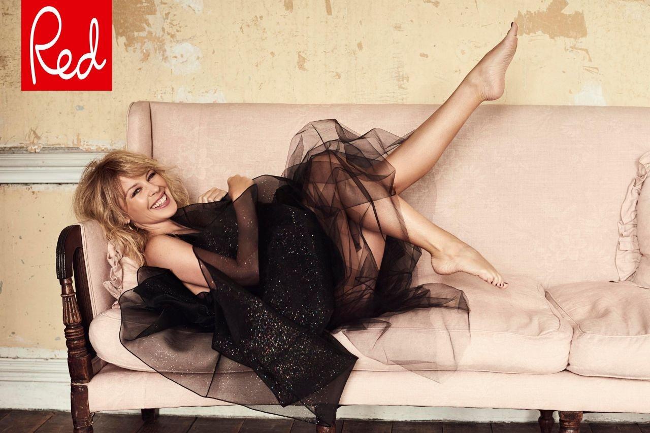 Kylie Minogue Hot