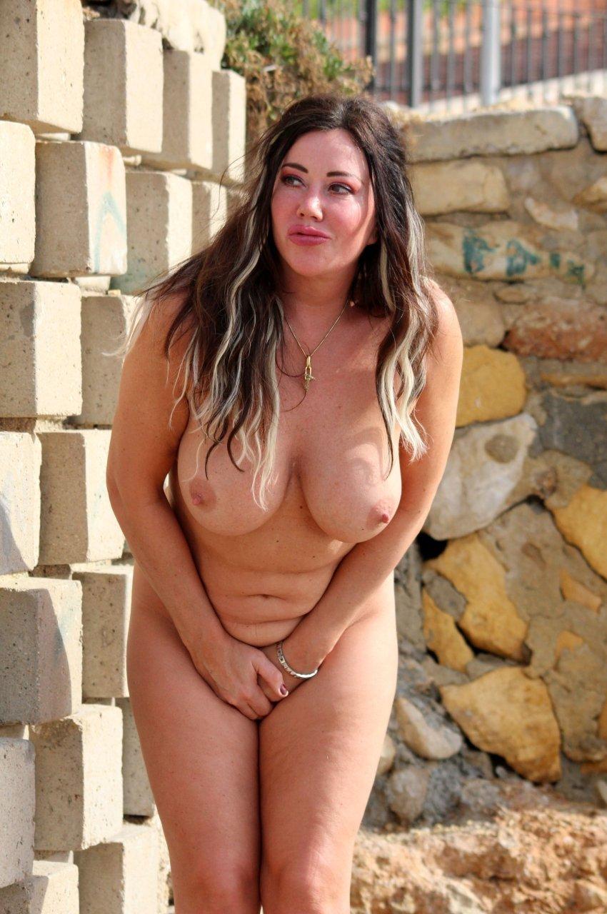 Celebrity Lisa Marie Boothe Nude Gif