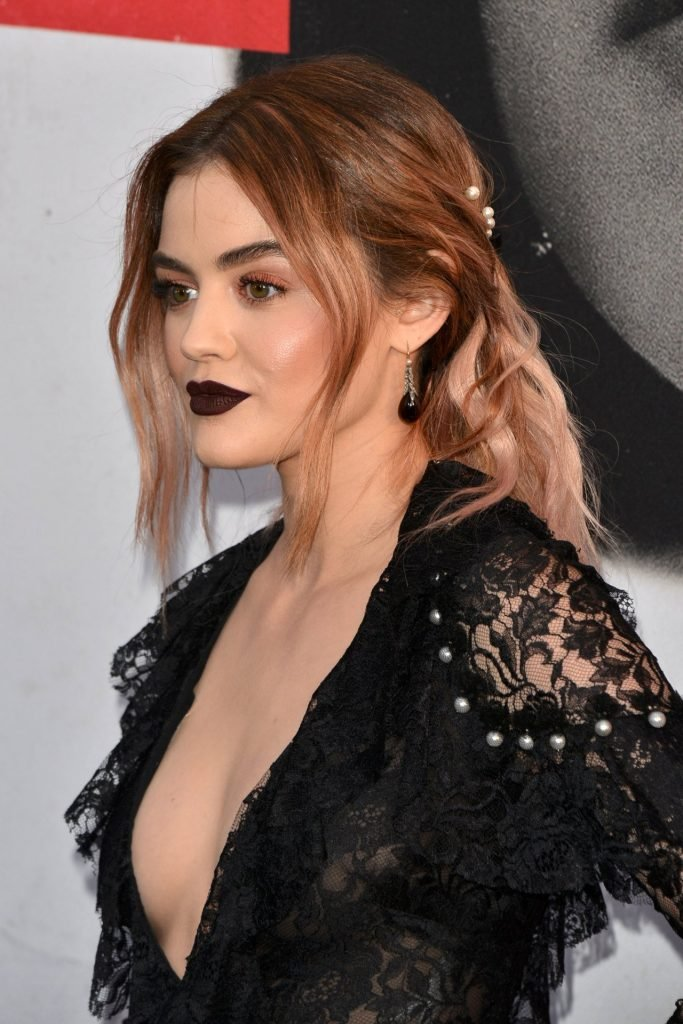 Lucy Hale Sexy (37 Photos + Video)