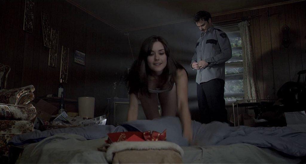Megan Boone Sexy – My Bloody Valentine (2009) HD 1080p