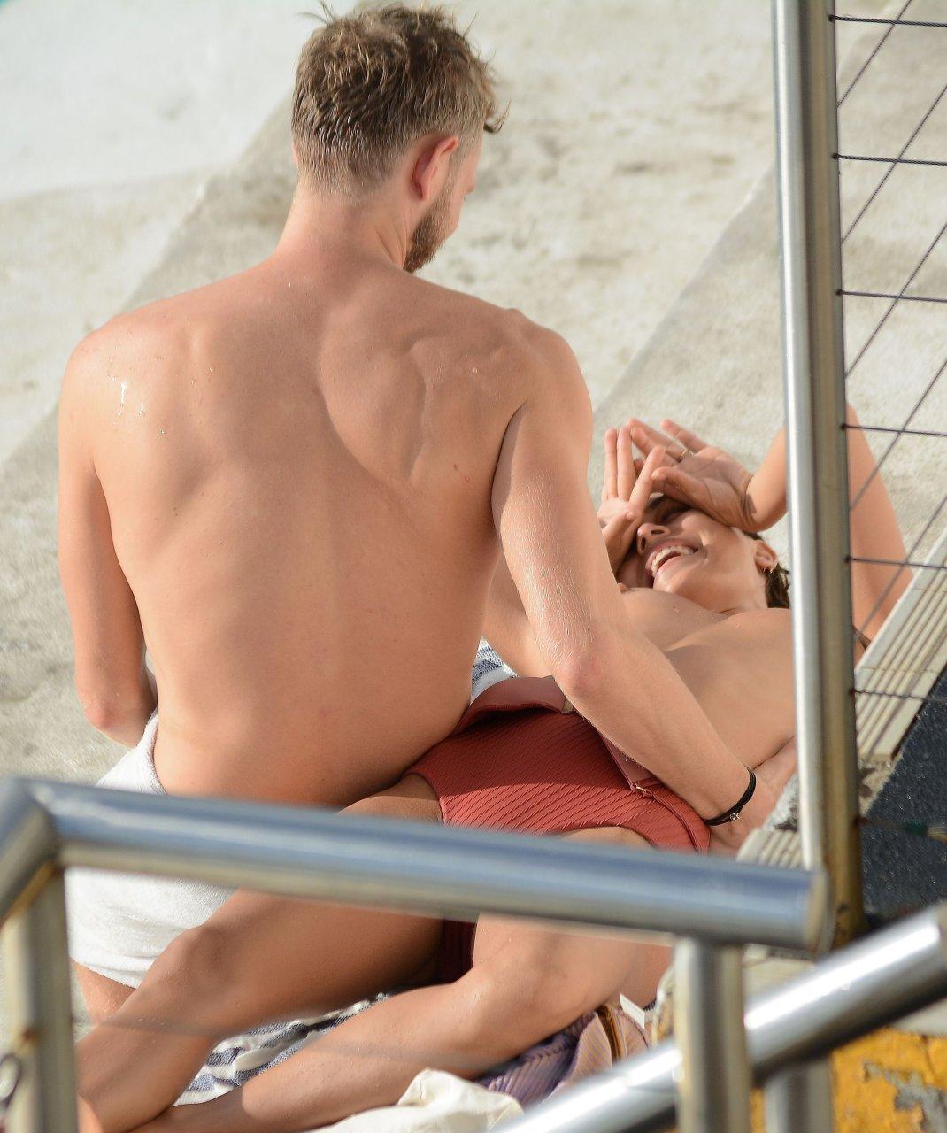 people fucking in public nude