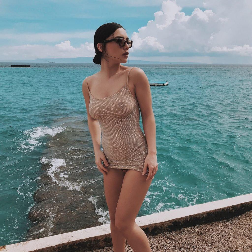 Елена темникова короткое платье
