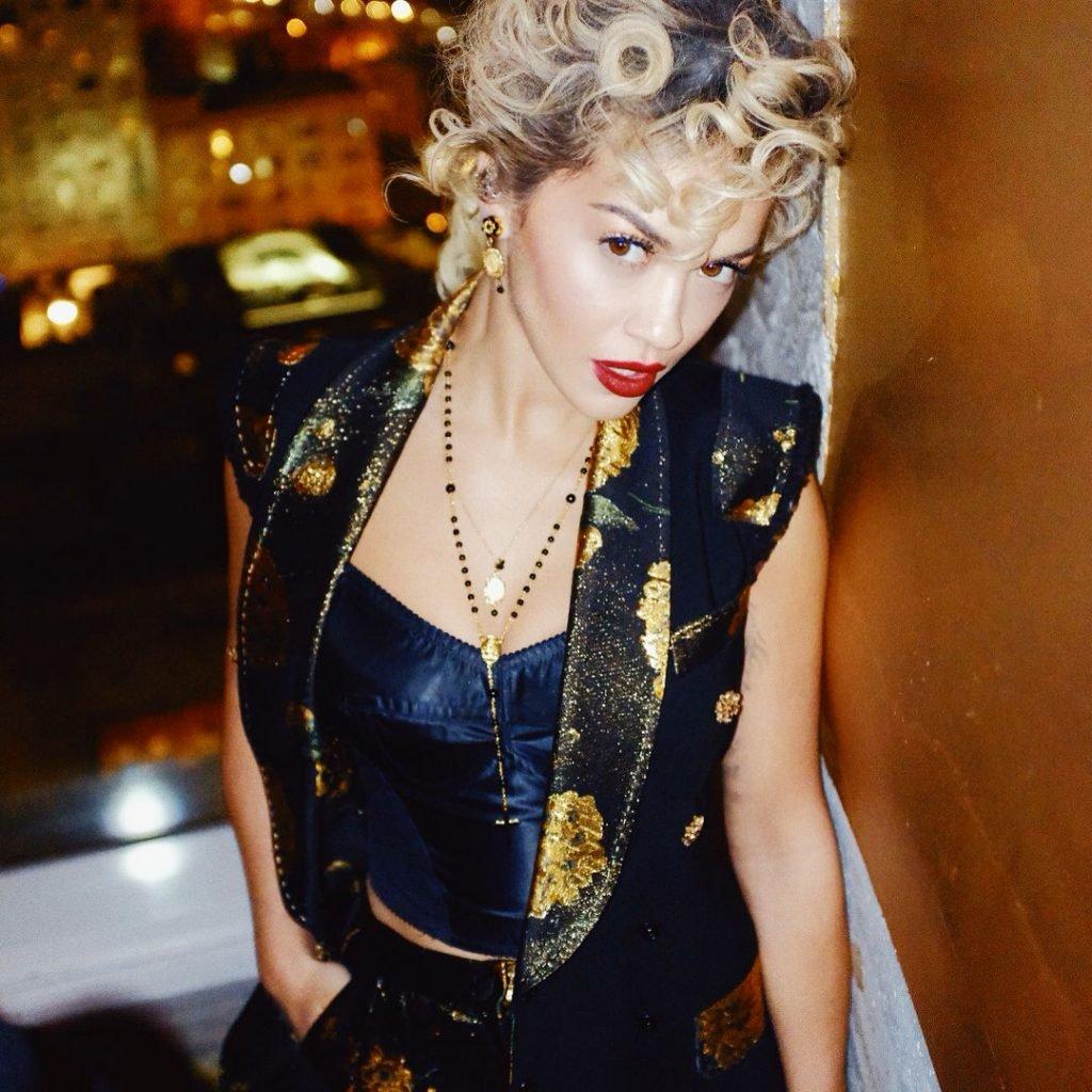 Rita Ora Sexy (19 Pics + Gifs)