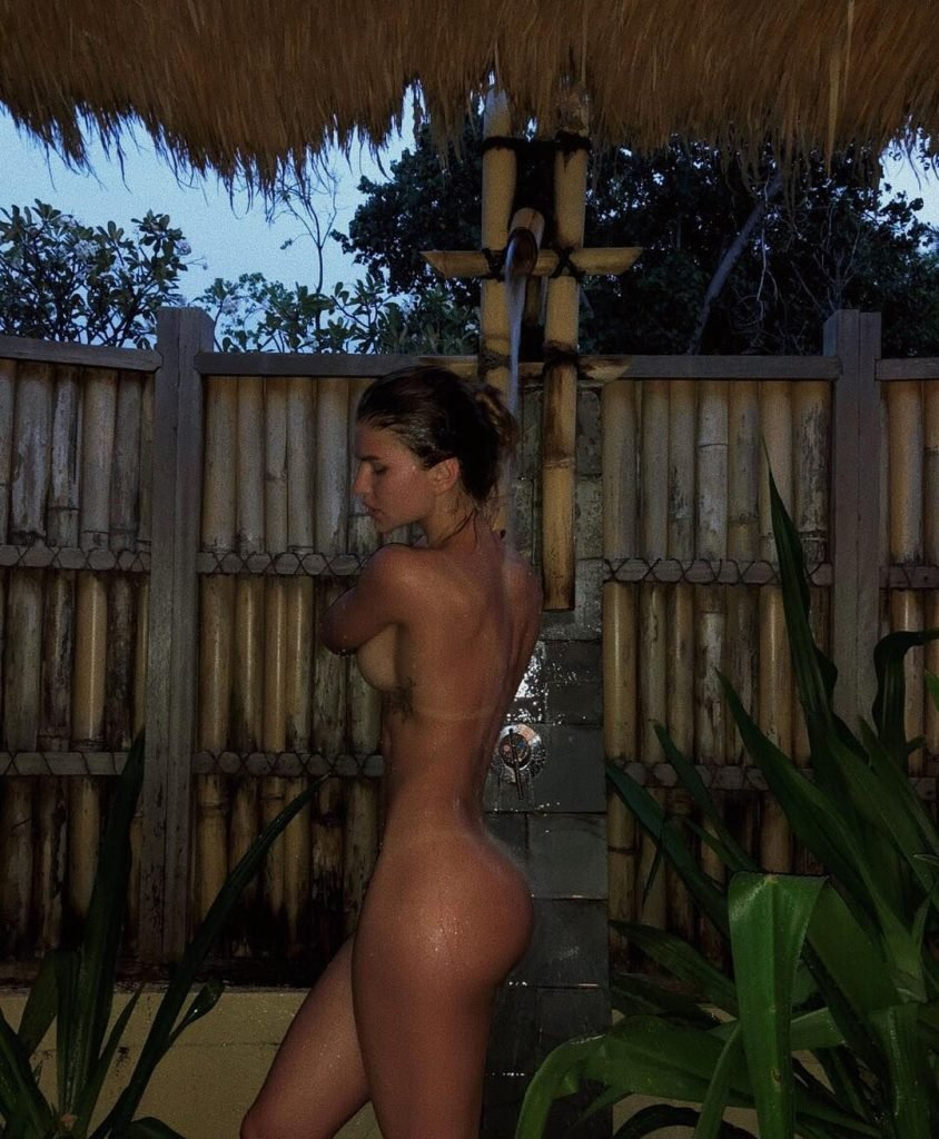 Topless Anastasia Mironova nude photos 2019