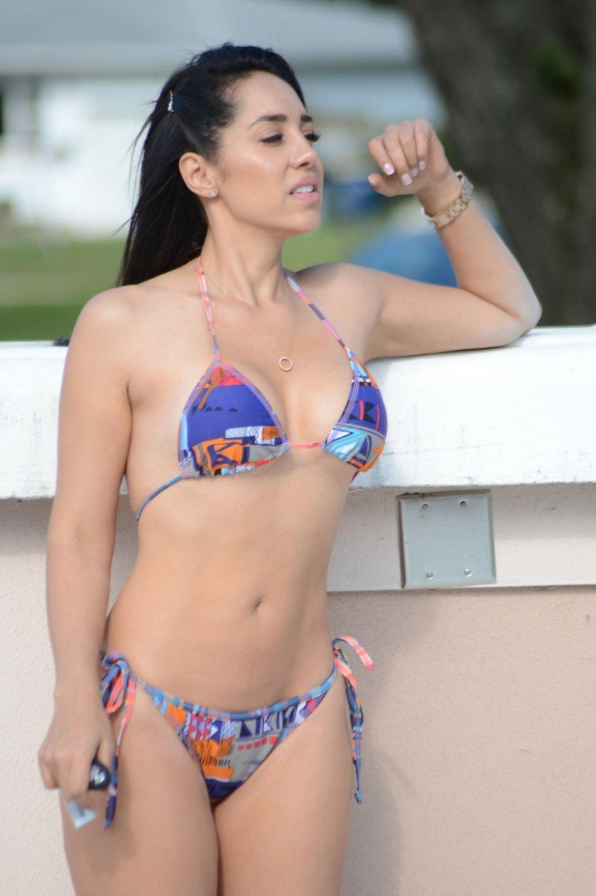 andria Bikini model