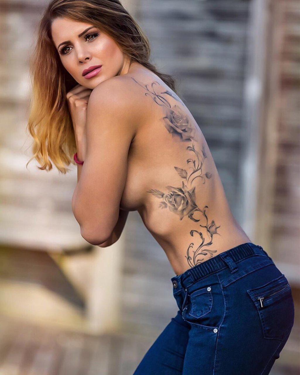 Topless Andrina Santoro nude photos 2019