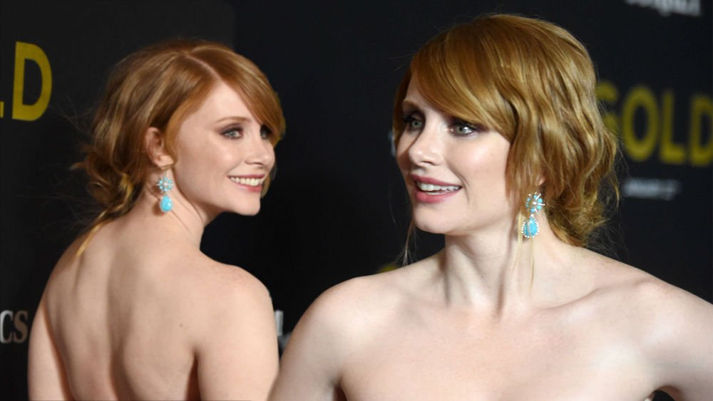 Opinion bryce dallas howard porno valuable piece