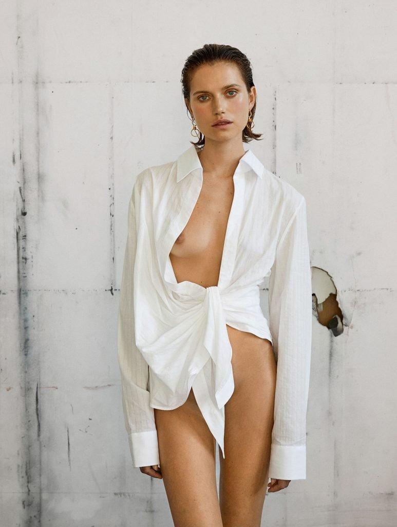 Cato van Ee Nude & Sexy (10 Photos)