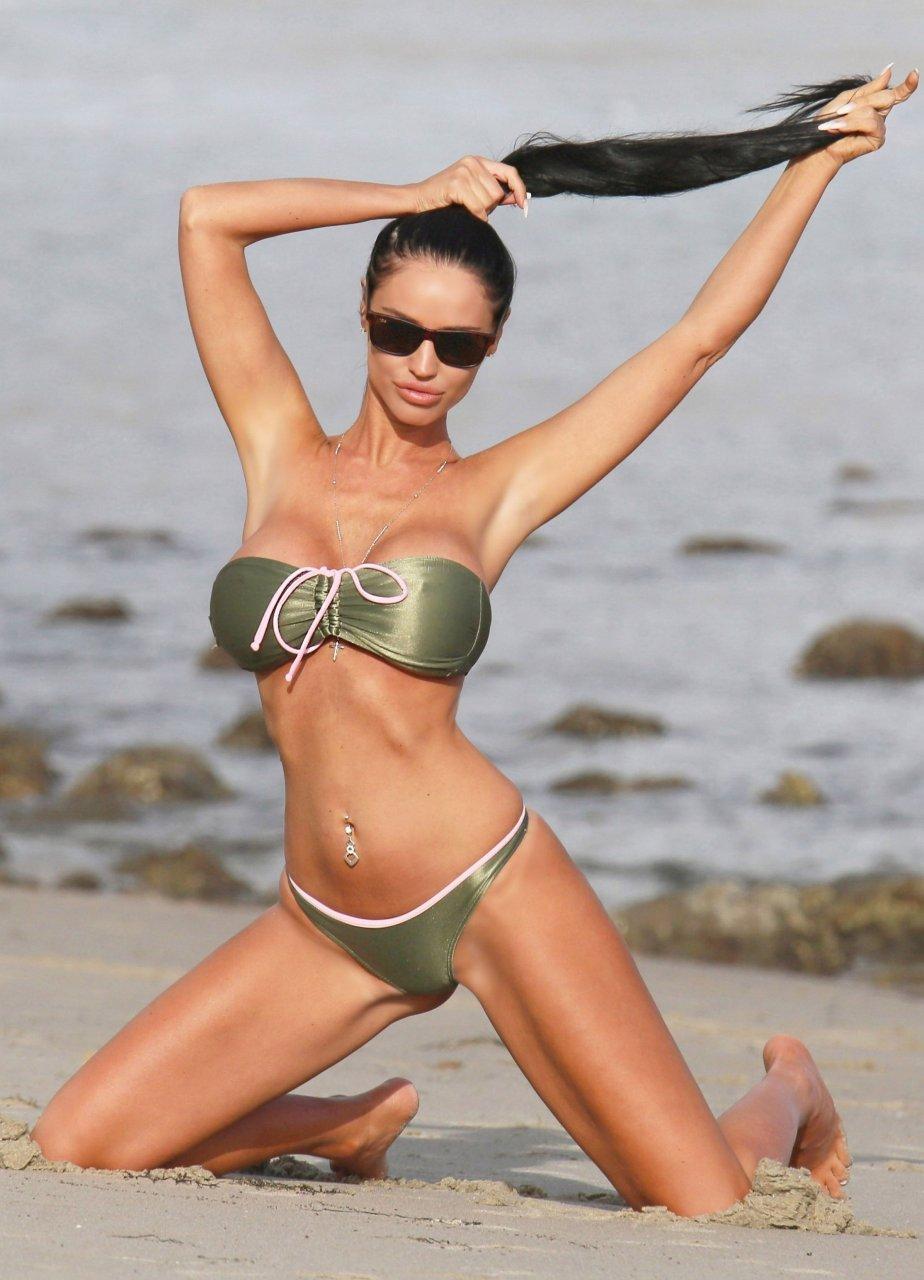Watch Emma roberts bikini candids on miami beach video