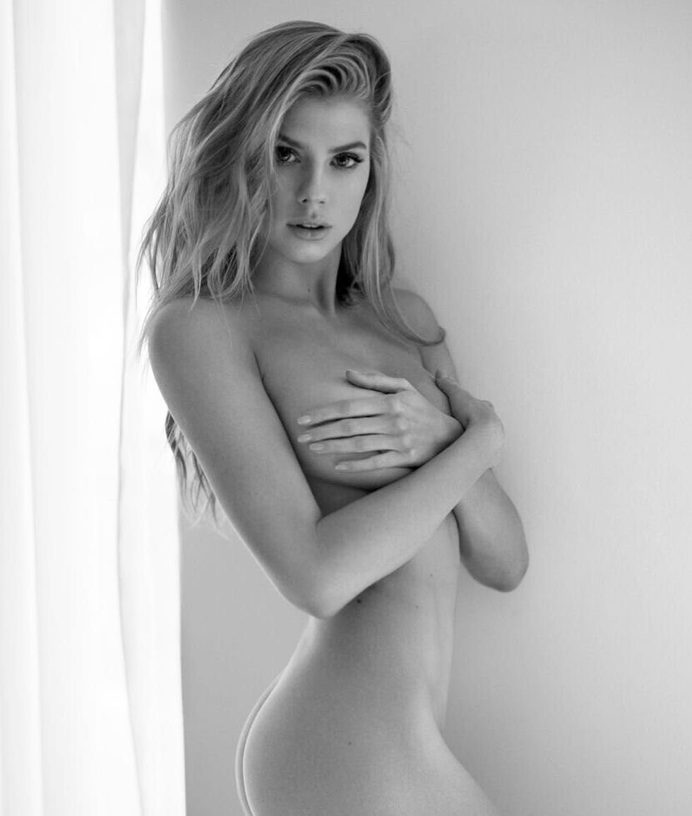 Charlotte mears poses nude