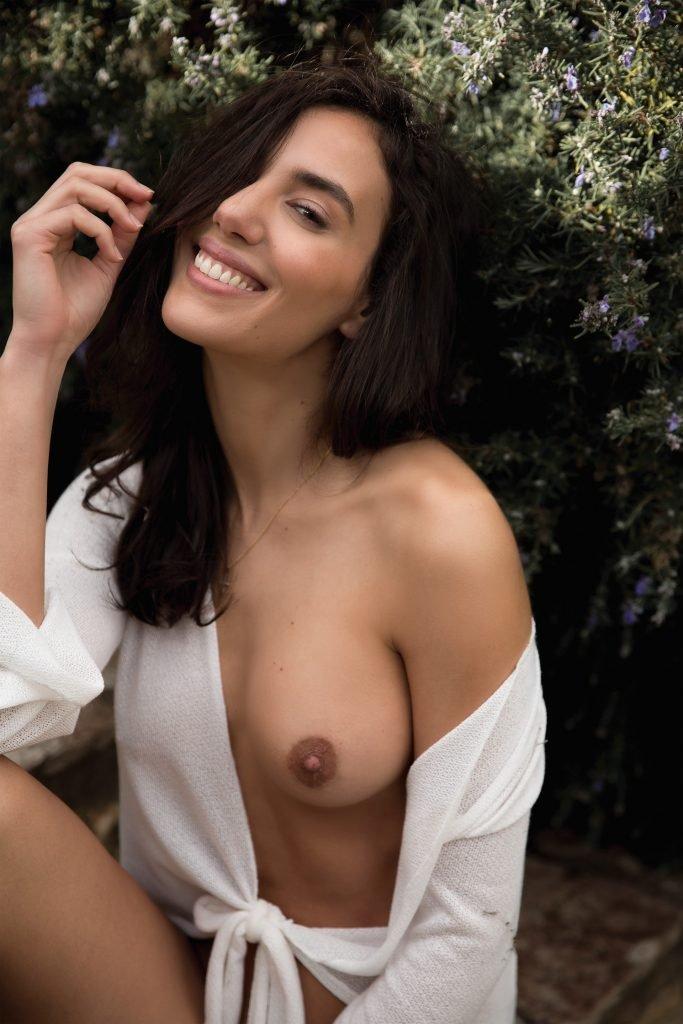 Elisa Meliani Naked (19 Photos)