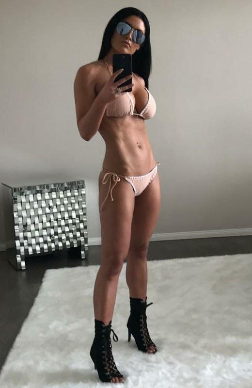 Eva Marie See Through & Sexy (7 Photos)